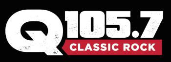 Q105.7 FM Logo