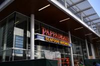 Pappadeaux Avenida Sign