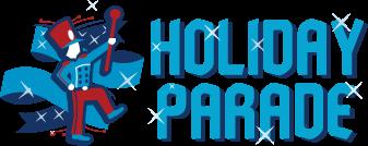 Holiday Parade Logo
