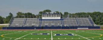 Malvern Preparatory School football bleachers