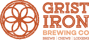 Grist Iron Brewing Company Logo