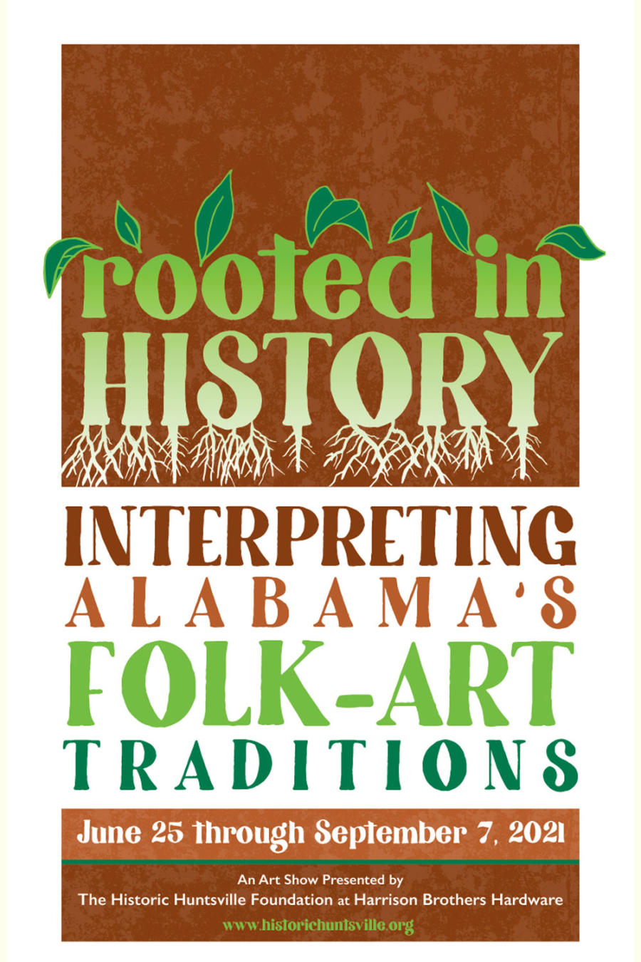 Rooted in History Folk Art