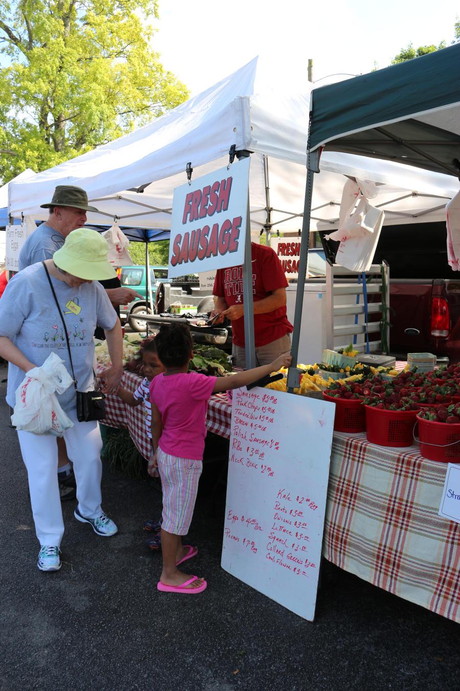 Greene Street Farmers Market