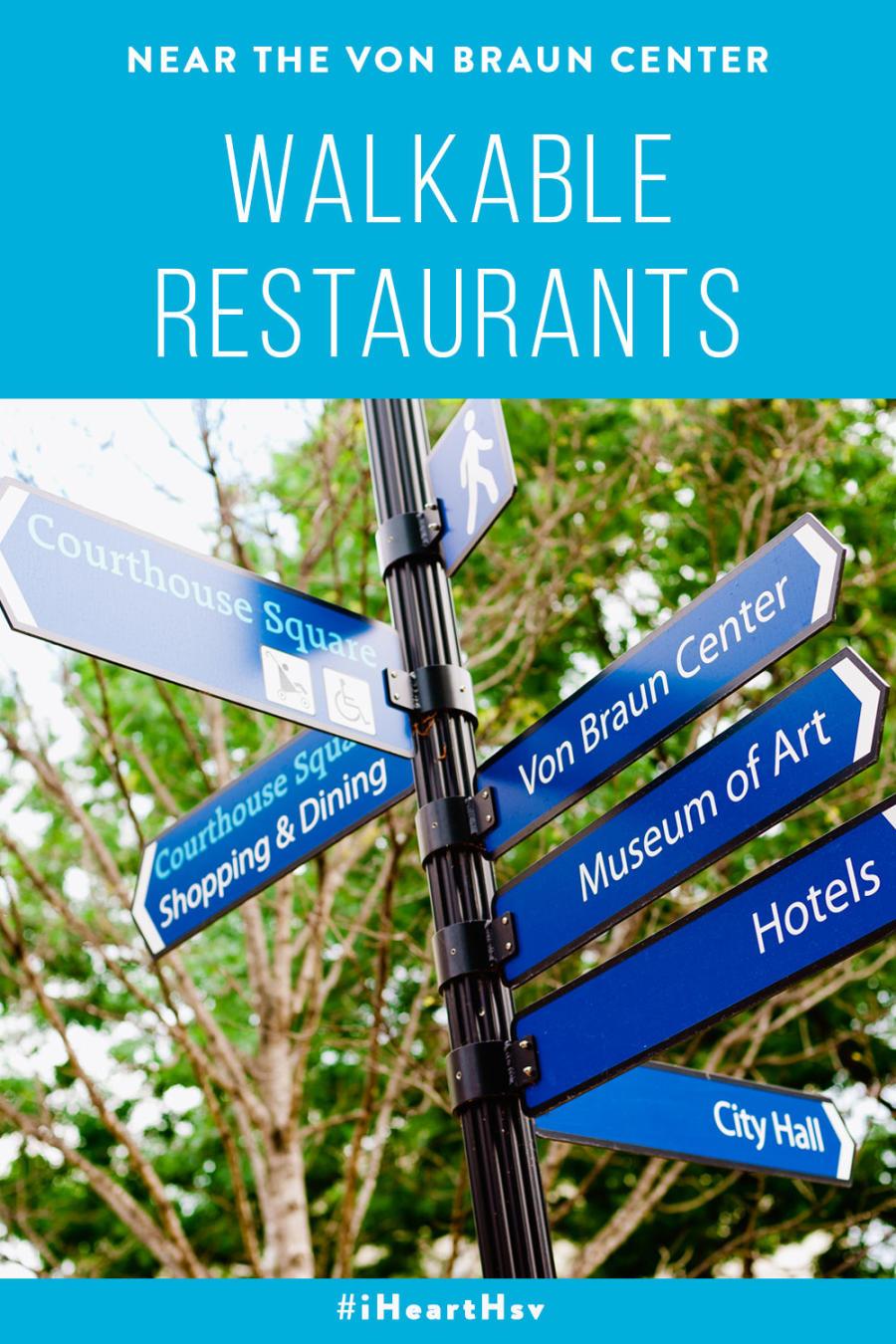 walkable Restaurants vbc pin