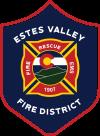 estes valley fire protection district logo