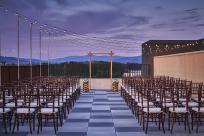 Graduate Eugene Hotel Wedding Set UP