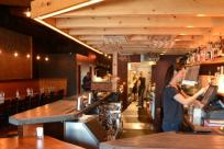 Plank Town's Hilltop Bar & Grill by Colin Morton