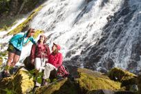 Hiking Diamond Creek Falls