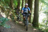 McKenzie River Trail (MRT) by Jody Trendler