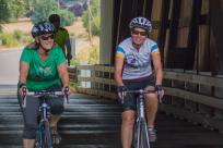 Cycling the Covered Bridges Scenic Bikeway by Thomas Moser