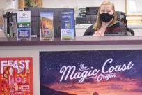 Eugene, Cascades & Coast Visitor Center by Melanie Griffin