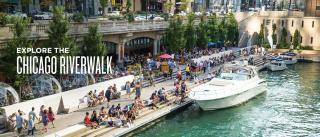 Explore the Chicago Riverwalk