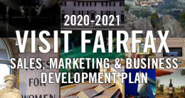 Visit Fairfax Sales Marketing and Business Development Plan