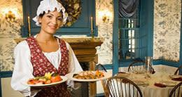 Dining in Mason Neck & Mount Vernon