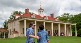 Mount Vernon Plan Your Trip Page