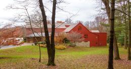 The Barns at Wolf Trap exterior fall