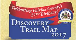 Fairfax County Discovery Trail Logo