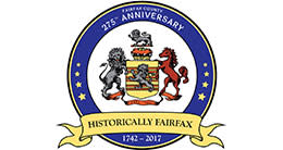 Fairfax County 275th Anniversary Logo