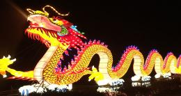 Chinese New Year - Dragon Header Image