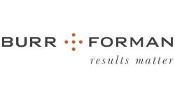 Burr & Forman Logo
