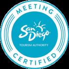 San Diego Meeting Certified seal