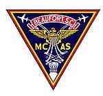 Marine Corps Air Station Beaufort logo