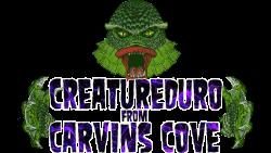 Creatureduro from Carvins Cove Logo