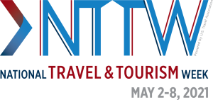 National Travel and Tourism Week 2021 Logo