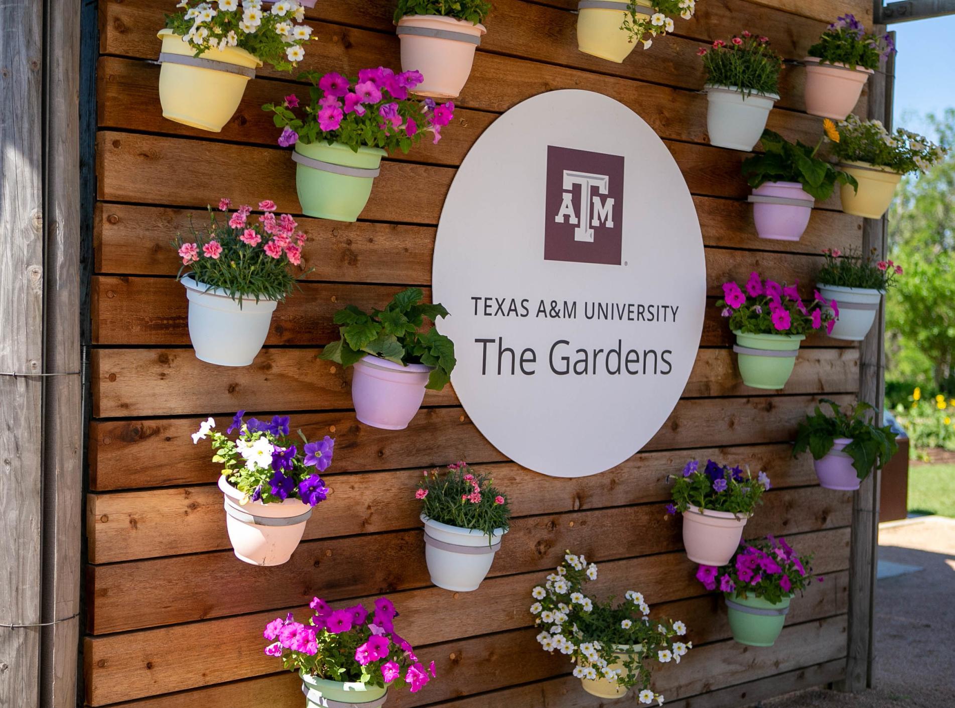 The Gardens at Texas A&M