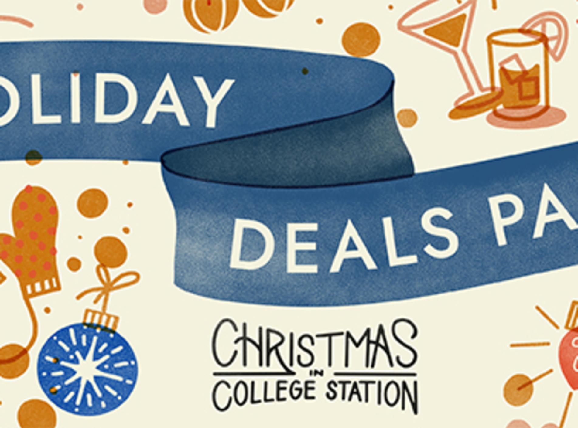 Holiday Deals Pass