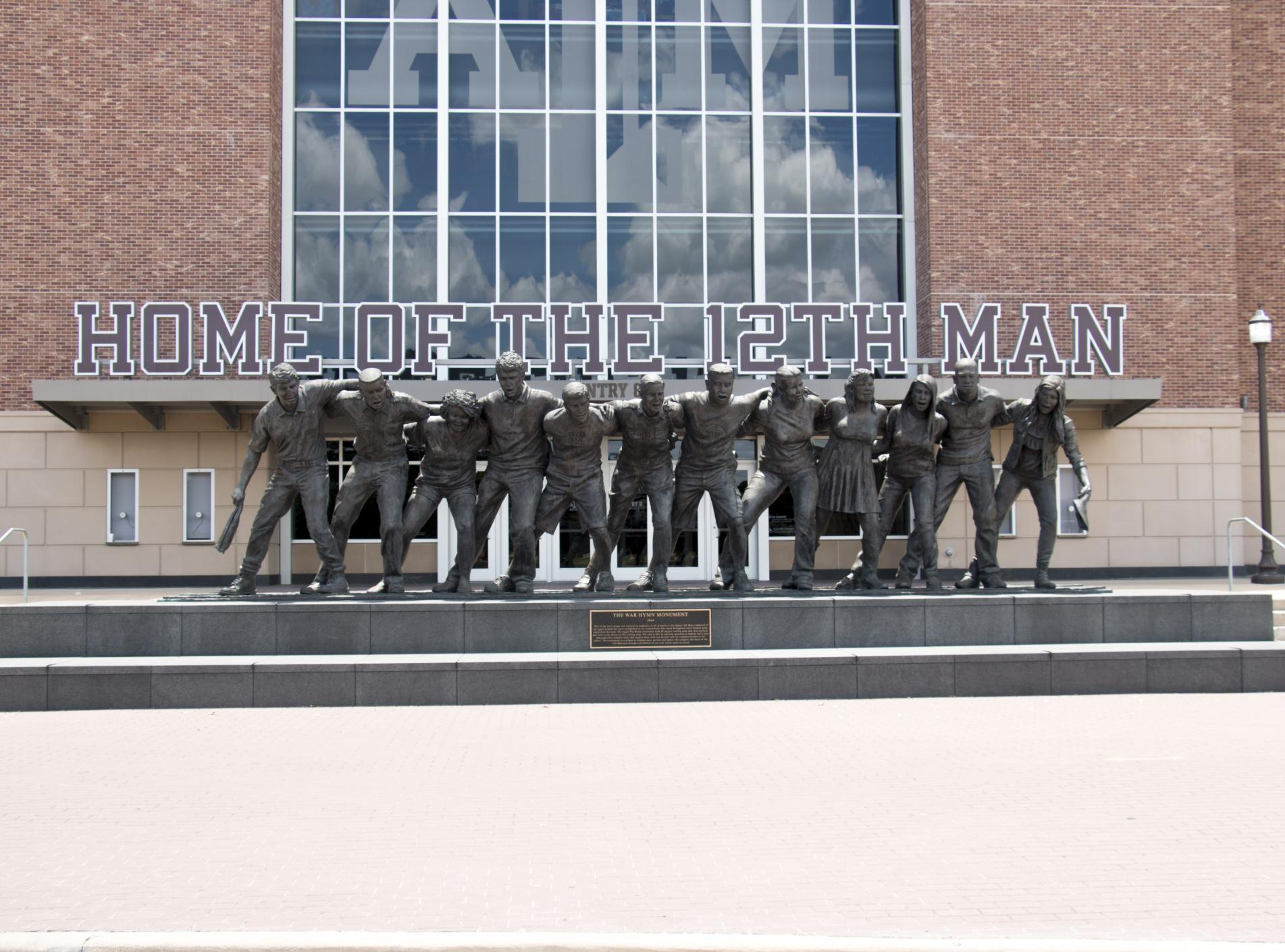 Home Of The 12th Man | Texas A&M University | College Station
