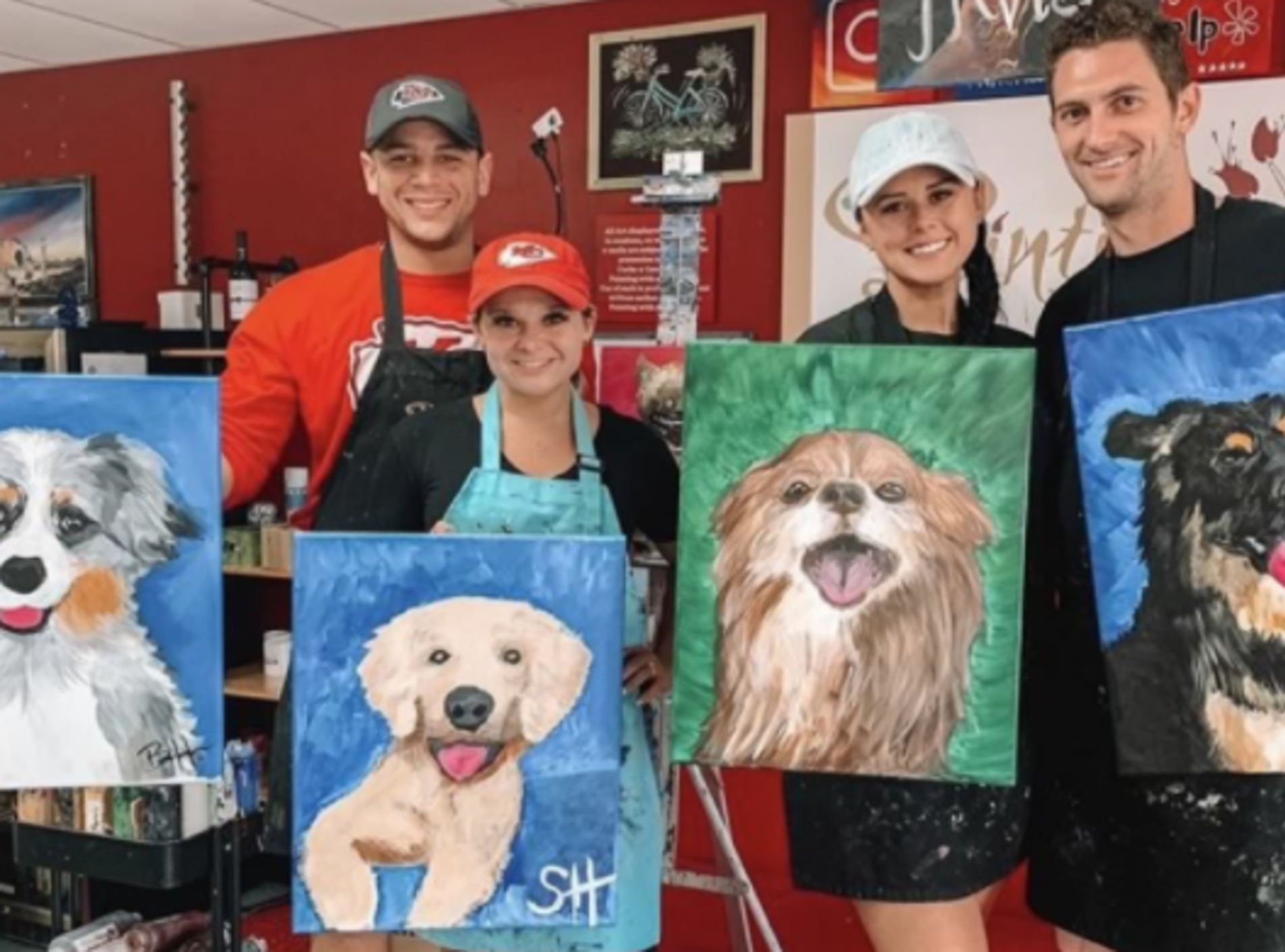 Painting with a Twist | College Station