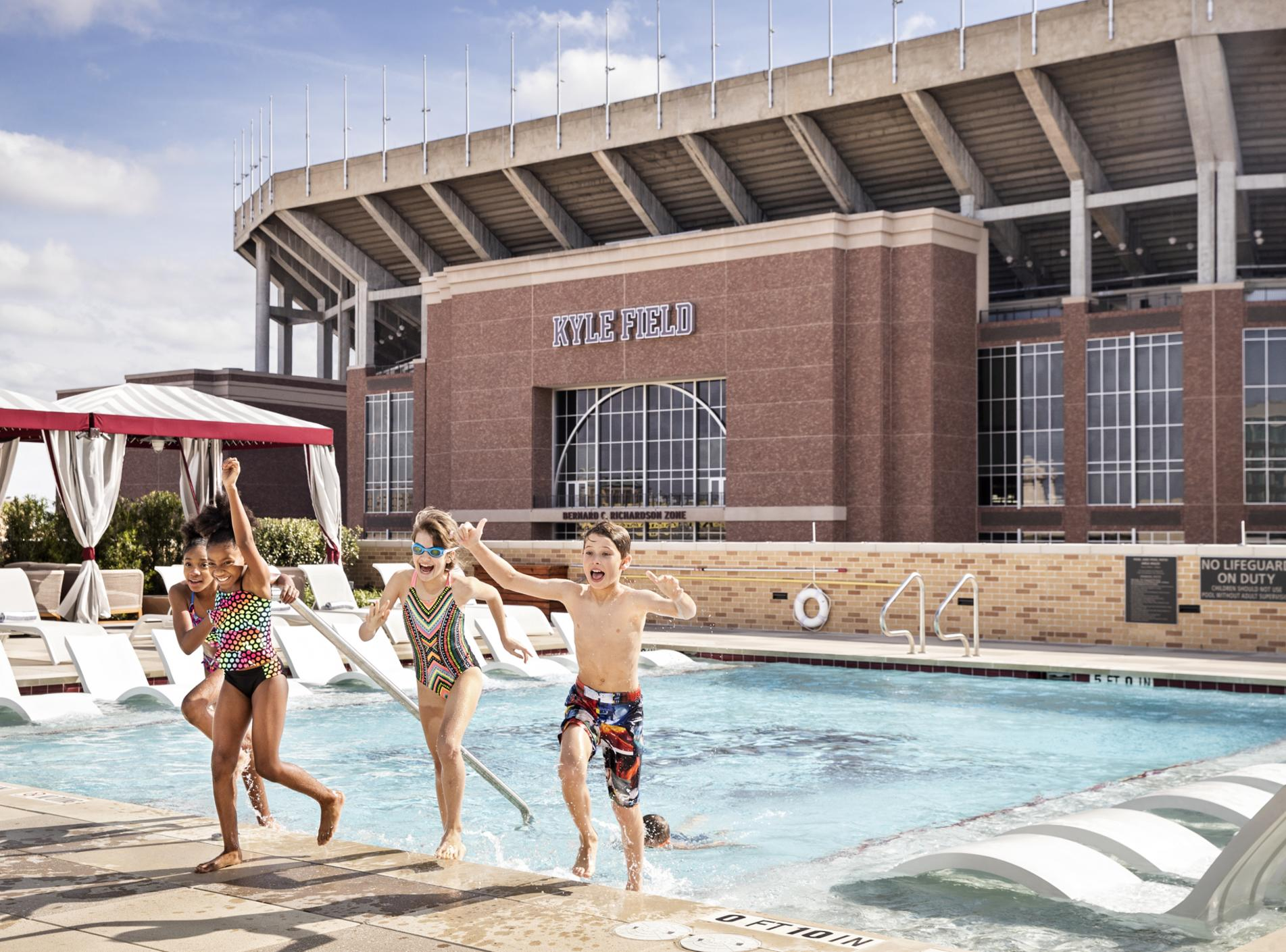 Texas A&M Hotel & Conference Center | College Station