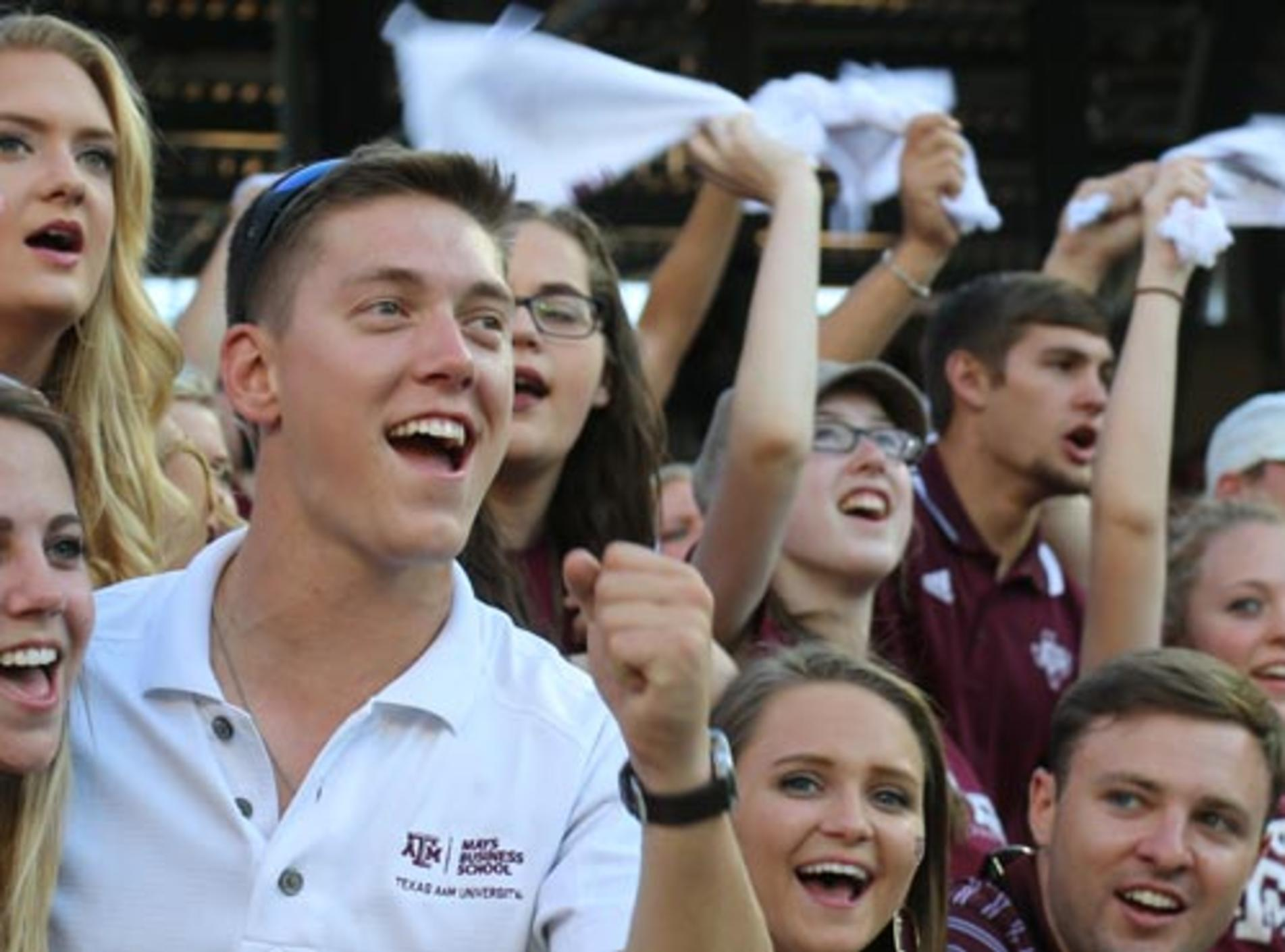 Football Texas Aggies Cheer