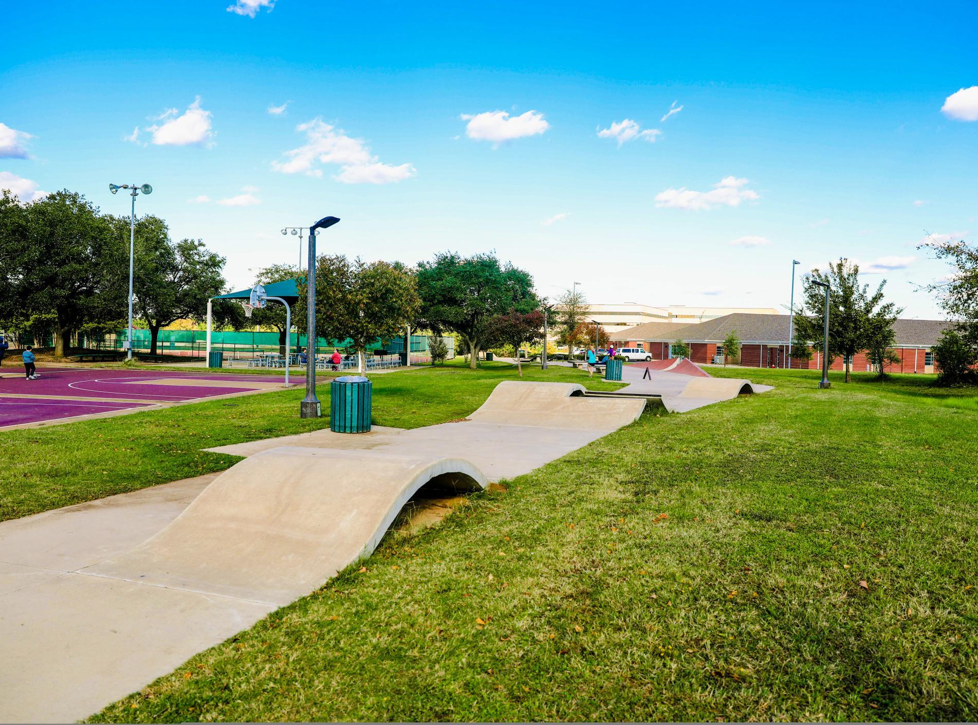 G. Hysmith Skate Park