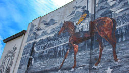 Top Ten Things To Do: Mural Challenge