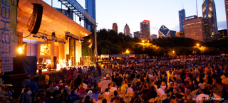 History of the Chicago Blues Festival