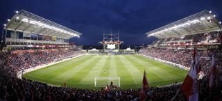 Toyota Park Chicago Fire