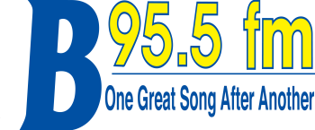 B 95.5 Logo One Great Song After Another