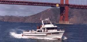 Lovely Martha Sportfishing boat