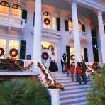 Bellamy Mansion Christmas
