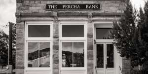 Kingston's The Percha Bank