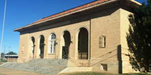 Old Post Office, Clovis