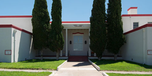 Sierra County Courthouse, T or C