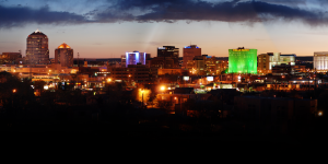 Albuquerque Alternative skyline