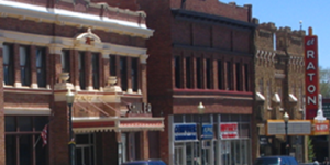 Raton Downtown Historic District