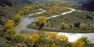 The Rio Grande and Rio Chama