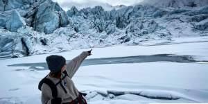 Matanuska Glacier puzzle