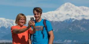 Kesugi Ken is Alaska State Parks newest campground.