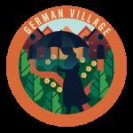 German Village Icon